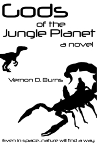 Gods of the Jungle Planet Cover